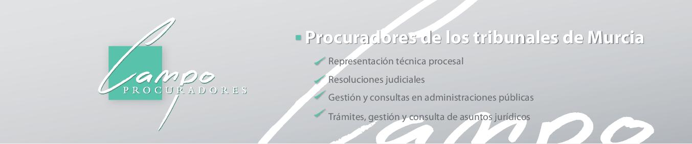 Procuradores Murcia | Procurador de los tribunales